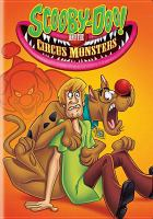 Cover image for Scooby-Doo! and the circus monsters