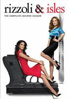 Cover image for Rizzoli & Isles. Season 2, Disc 2
