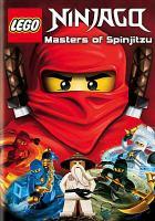 Imagen de portada para LEGO Ninjago, masters of Spinjitzu