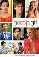 Cover image for Gossip girl. Season 5, Complete