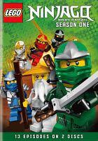 Imagen de portada para LEGO Ninjago, masters of Spinjitzu. Season 1