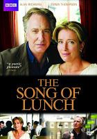 Imagen de portada para The song of lunch