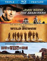 Cover image for How the West was won [videorecording Blu-ray]