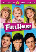Cover image for Full house. Season 1, Complete