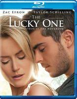 Imagen de portada para The lucky one [videorecording Blu-ray]