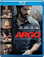 Cover image for Argo based on the declassified true story