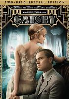 Cover image for The great Gatsby (Leonardo DiCaprio version)
