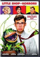 Cover image for Little shop of horrors