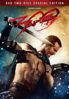 Cover image for 300. Rise of an empire [videorecording DVD]