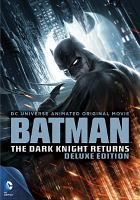 Cover image for Batman the Dark Knight returns (animated)