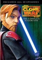 Cover image for Star Wars, the Clone wars. Season 5, Complete