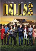 Cover image for Dallas (2012-) Season 1, Complete