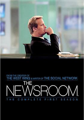 Imagen de portada para The newsroom. Season 1, Complete