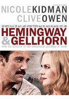 Cover image for Hemingway & Gellhorn