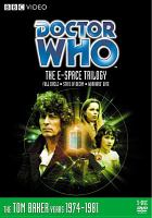 Cover image for Doctor Who [videorecording DVD] : The E-Space trilogy
