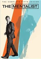 Cover image for The mentalist. Season 5, Complete