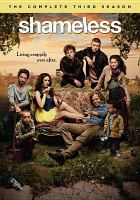 Cover image for Shameless. Season 3, Complete