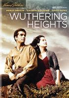 Imagen de portada para Wuthering Heights [videorecording DVD] (Merle Oberon version)
