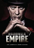 Cover image for Boardwalk empire. Season 3, Complete