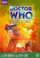 Cover image for Doctor Who [videorecording DVD] : Terror of the Zygons
