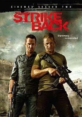 Cover image for Strike back. Cinemax season 2, Complete