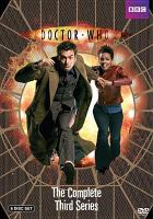 Cover image for Doctor Who. Season 3, Complete