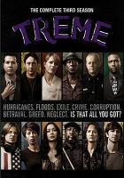Cover image for Treme. Season 3, Complete