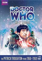 Cover image for Doctor Who [videorecording DVD] : The ice warriors