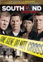 Imagen de portada para Southland. Season 3, Complete Uncensored