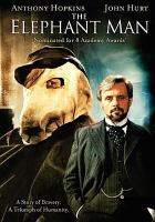 Cover image for The elephant man [videorecording DVD]