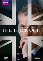 Cover image for The thick of it. Seasons 1-4