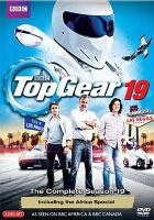Cover image for Top gear. Season 19, Complete including the Africa special
