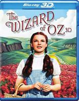 Cover image for The Wizard of Oz [videorecording Blu-ray]