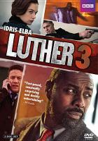 Cover image for Luther. Season 3, Complete