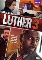 Imagen de portada para Luther. Season 3, Complete
