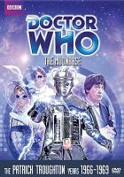 Cover image for Doctor Who [videorecording DVD] : The moonbase