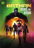 Cover image for Batman. Assault on Arkham