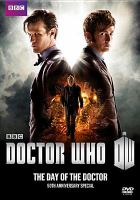 Cover image for Doctor Who. The day of the doctor