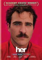 Cover image for Her [videorecording DVD]