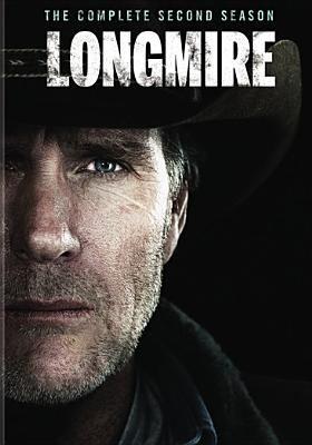 Cover image for Longmire. Season 2, Complete [videorecording DVD]