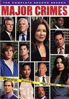 Cover image for Major crimes. Season 2, Complete