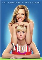 Cover image for Mom. Season 1, Complete [videorecording DVD]