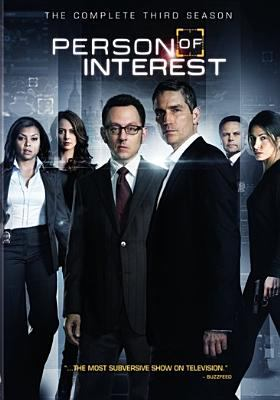 Cover image for Person of interest. Season 3, Complete [videorecording DVD]