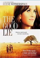Cover image for The good lie [videorecording DVD]