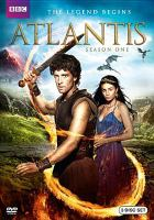 Cover image for Atlantis. Season 1, Complete [videorecording DVD]