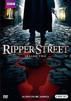 Cover image for Ripper Street. Season 2, Complete