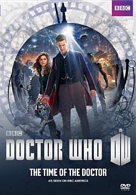 Cover image for Doctor Who. The time of the Doctor [videorecording DVD]