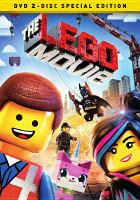 Cover image for The LEGO movie [videorecording DVD].