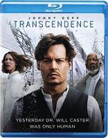 Imagen de portada para Transcendence [videorecording Blu-ray]