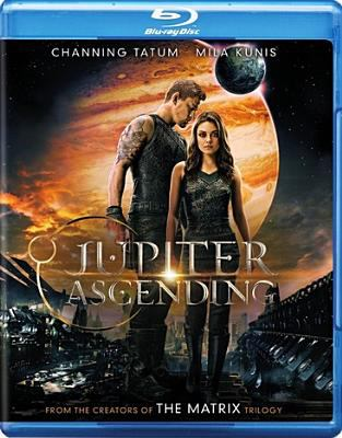 Cover image for Jupiter ascending [videorecording Blu-ray]
